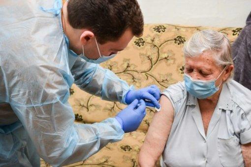 Koronaviruso situacija Panevėžyje: užsikrėtimų mažėja, paskiepyta – daugiau nei 6 proc. panevėžiečių