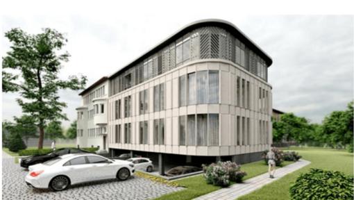 Klaipėdoje planuojama statyti naują daugiabutį