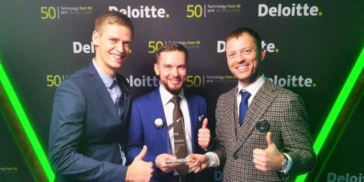 Sėkmingiausiai dirbančioms Kauno rajono įmonėms – padėkos ženklai