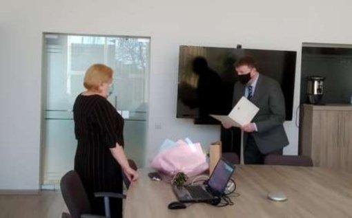 Pokyčiai Joniškio rajono savivaldybėje – darbą administracijoje baigė Helena Pidkovienė