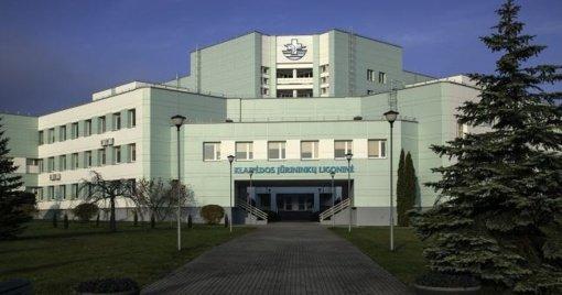 Klaipėdos jūrininkų ligoninėje nebėra sergančiųjų COVID-19 darbuotojų