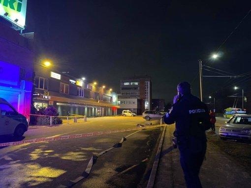 """Raudondvario plente evakuota """"Iki"""" parduotuvė – pranešta apie sprogmenį"""