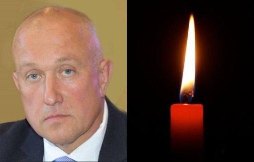 Prokuratūra atmetė versiją, kad Utenos parke miręs A. Remeikis tapo nusikaltimo auka