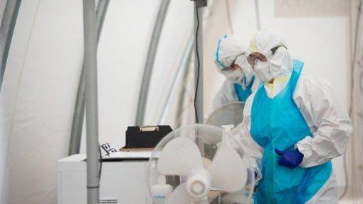 Į darbo vietas grįžtantys kauniečiai kviečiami testuotis dėl COVID-19
