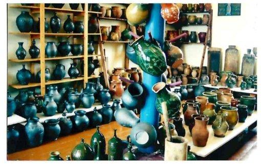 Vytauto Valiušio keramikos muziejui – 20 metų