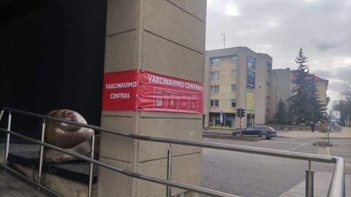 Panevėžyje veiklą pradės vakcinavimo centras