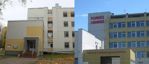 Nuo pareigų nušalinti teisėsaugos tyrime įtariami Kėdainių ir Plungės ligoninių vadovai