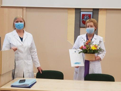 Atsinaujinusi medicinos etikos komisija pradeda naują kadenciją