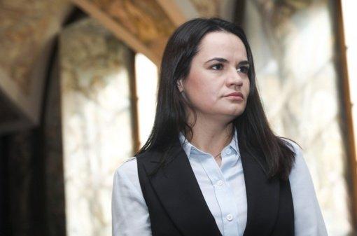 Baltarusijos generalinė prokuratūra prašo Lietuvos išduoti S. Cichanouskają