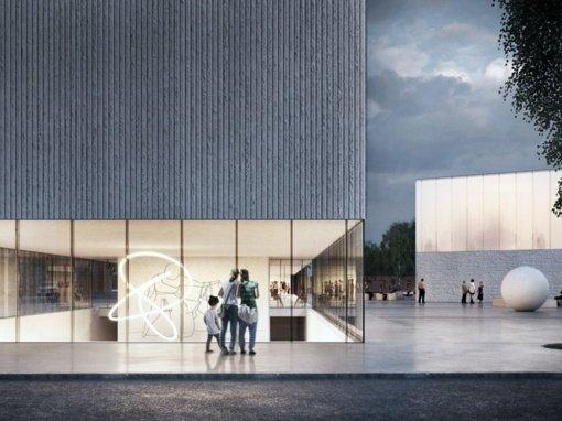 Panevėžio savivaldybė raginama atsakyti į esminius klausimus dėl Stasio Eidrigevičiaus menų centro