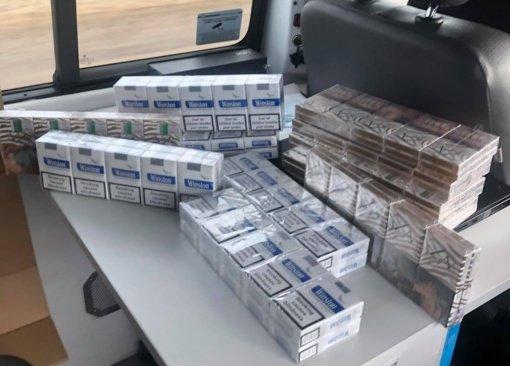 Skaisgiryje rastos nelegalios cigaretės pirkėjų nepasieks
