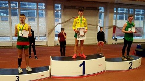 Marijampolės sporto centro auklėtiniai džiugina savo pasiekimais
