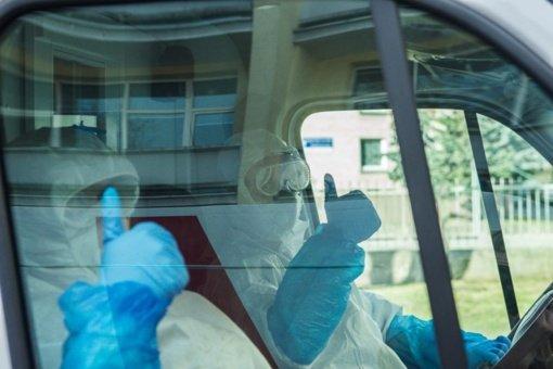 Su koronavirusu Panevėžys jau gyvena metus: specialistai sako, kad prie COVID-19 teks pratintis gyventi ilgiau