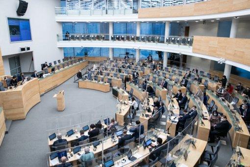 Ekspertai įvertino artėjančią pavasario sesiją: nesutarimai opozicijoje – užprogramuoti