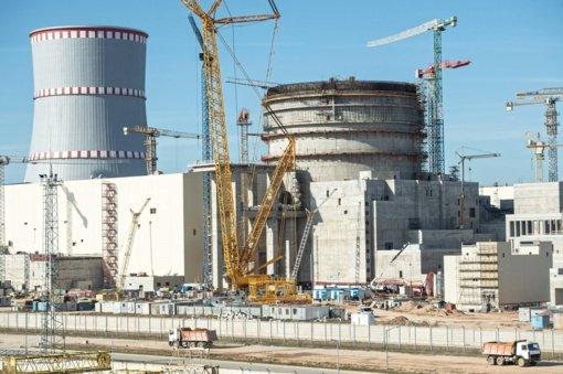 Astravo atominėje elektrinėje – reaktoriaus aušinimo sistemos gedimas