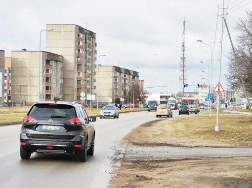 Mažeikiuose ruošiamasi tvarkyti penkių gatvių atkarpas
