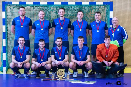"""SK """"Baltic Champs-Ježvito"""" riedulininkai – Lietuvos čempionai"""