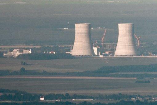 Vilnius prašo lėšų studijai apie galimą Astravo radiacinę taršą požeminiams vandenims