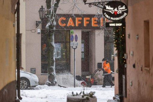 Už nevalytas teritorijas Vilniuje rangovams skirta per 340 tūkstančių eurų baudų