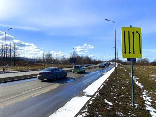 Šiauliuose tęsiami Žemaitės gatvės viaduko remonto darbai – apribotas eismas