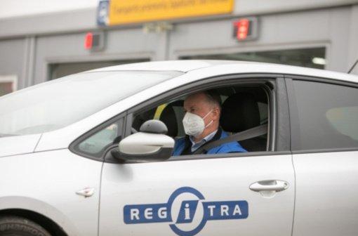 """""""Regitra"""" žada patogesnę paslaugų sistemą"""