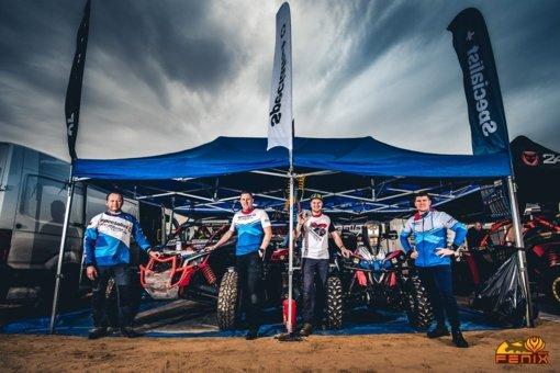 """""""Fenix Rally"""" – ralio startas ir formalumai dieną prieš"""