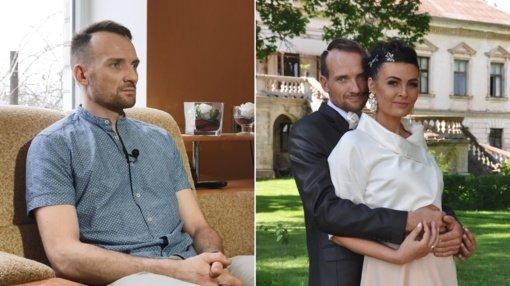 Buvusi Arvydo Vilčinsko žmona Rūta Gajauskaitė pirmą kartą prabilo apie trečią santuoką ir naują sutuoktinį