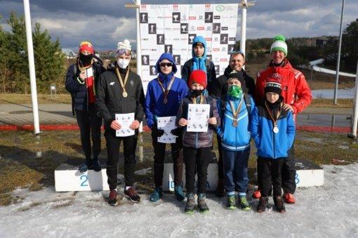 Ignalinoje vyko Lietuvos biatlono čempionatas