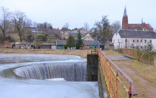 Aplinkos ministerija vertins, kurias upių užtvankas būtų galima ardyti