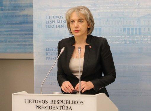 """URM tikslina A. Skaisgirytės pasisakymą dėl sanatorijos """"Belorus"""": ne Lietuva priėmė sprendimą dėl sankcijų"""