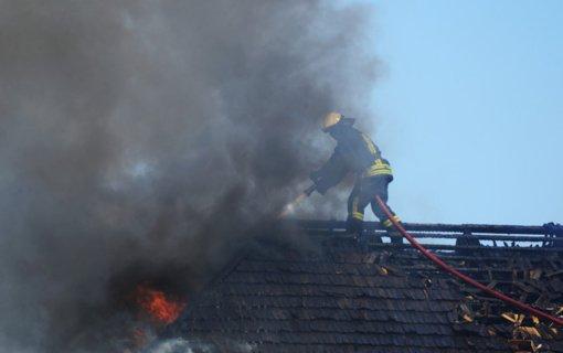Ugniagesiai gelbėtojai: jei namuose nėra dūmų detektoriaus, didelė tikimybė žūti gaisre