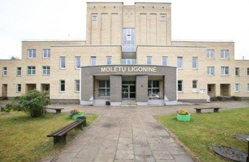 STT tiria fiktyvų įdarbinimą Molėtų ligoninėje, įtarimai pareikšti direktoriui V. Grigui