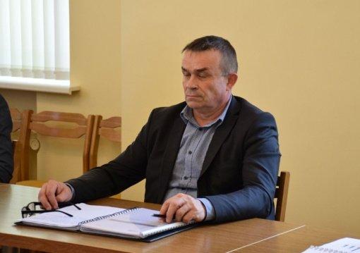 Biržų rajono savivaldybėje iš pareigų atleistas administracijos direktorius Vidas Eidukas