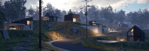 Moduliniai gyvenamieji namai – savas būstas per 5 savaites nuo gamybos pradžios