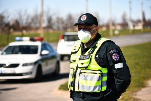 """Panevėžio policijos vadovas R. Bobinas: """"Stebina išdrąsėję neblaivūs vairuotojai"""""""