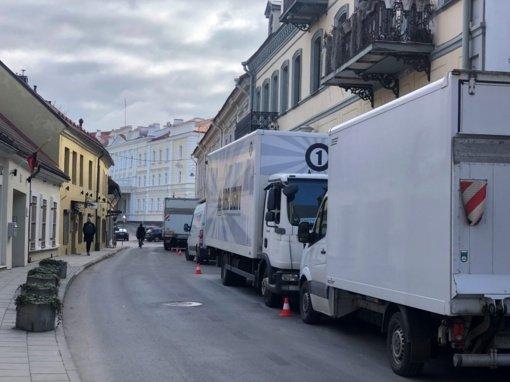 Užsienio kino kūrėjų darbuose Vilnius virsta ir Švedija, ir Norvegija