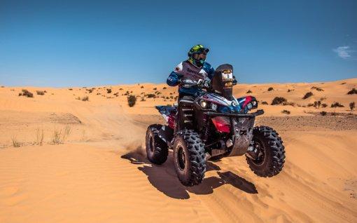 """""""Specialist Racing Team"""" Maroke lipa ant aukščiausio podiumo laiptelio"""