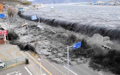Prie Japonijos įvyko 7,2 balo žemės drebėjimas, paskelbtas įspėjimas dėl cunamio