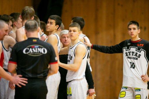 """""""TOPsport–RKL"""" B divizione aiškūs 6 ketvirtfinalio dalyviai"""
