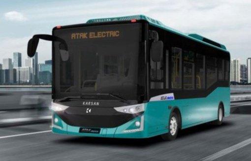 Jau šį rudenį į Tauragės gatves išriedės dar du elektriniai autobusai