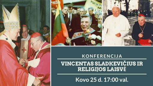 Kaišiadorys kardinolą Vincentą Sladkevičių pagerbs įspūdinga konferencija