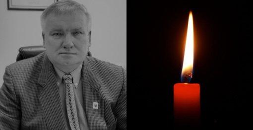 Netikėtai mirė Kaišiadorių rajono savivaldybės administracijos direktorius Mindaugas Nasevičius