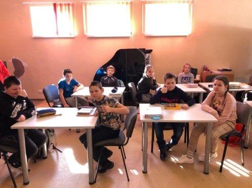 Alytaus rajono mažiausieji grįžo į kontaktinį mokymą