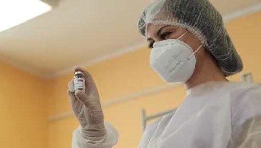 """SAM: turimą """"AstraZeneca"""" vakciną planuojama donuoti kitoms šalims"""