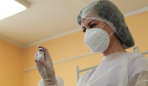 Vakcinavimas Marijampolėje – rezultatai geresni nei Lietuvos vidurkis