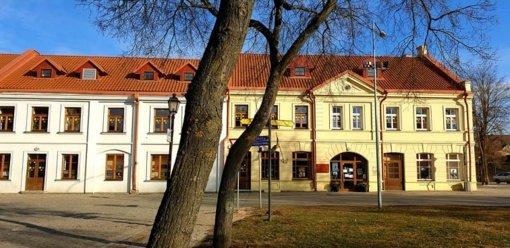 Mikalojaus Daukšos biblioteka laukia lankytojų