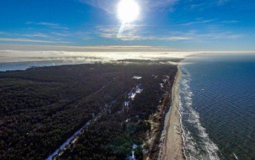 """Lietuva pritaria planams kurti anglies dioksido """"pasienį"""""""