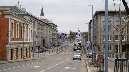 Miesto šventės metu Šiauliuose bus ribojamas eismas