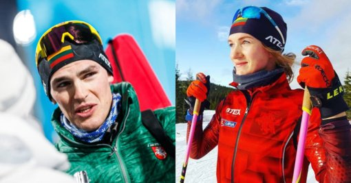 Po ilgos pertraukos biatlono čempionatas vyko Lietuvoje: triumfavo V.Strolia ir G.Leščinskaitė