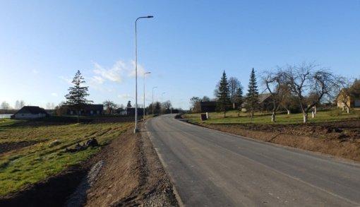 Molėtų rajono kelių priežiūrai – daugiau nei milijonas eurų